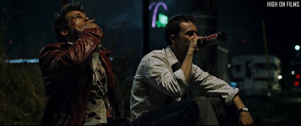 High on Films_Fight Club - dir. David Fincher
