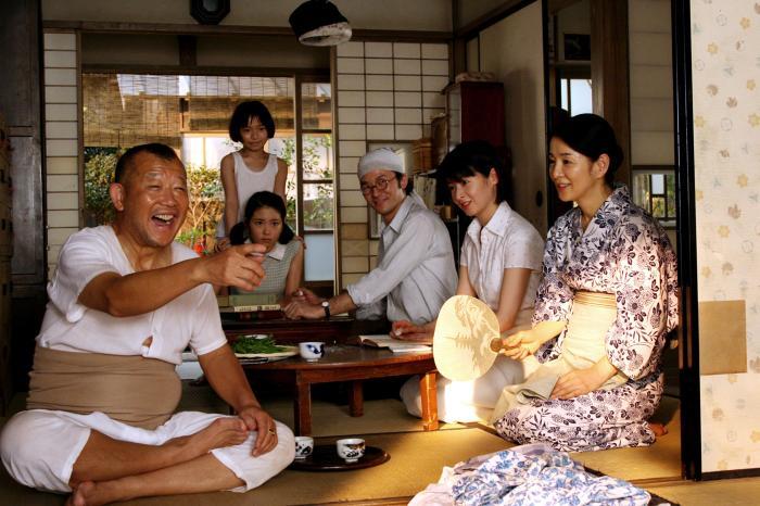 KABEI: OUR MOTHER, (aka KABEI, aka KAABEE), Mirai Shida (back, bottom), Miku Sato (back, top), 2008. ©Strand Releasing