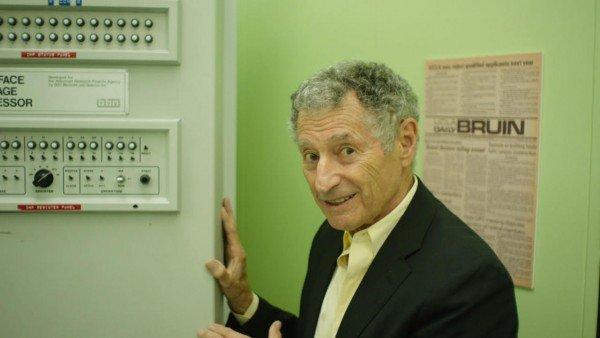 Internet pioneer Leonard Kleinrock