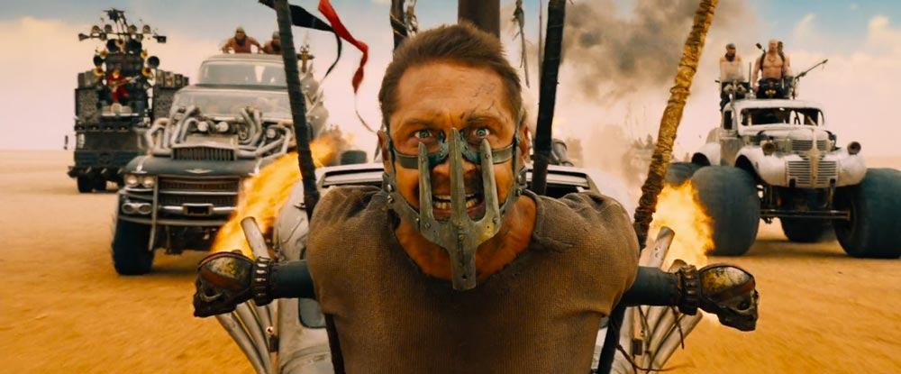 Slightly Overrated Films Mad Max Fury Road 2015 High On Films