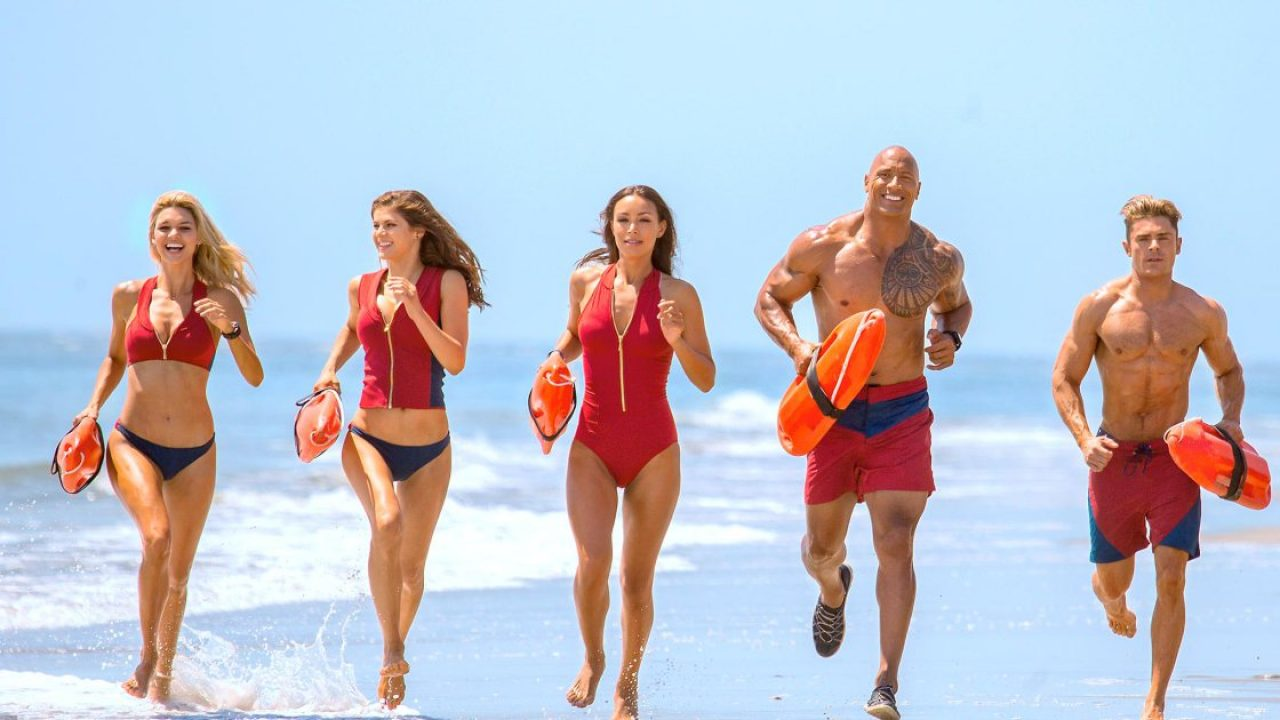 Baywatch 2017 A Rehash Of A Terrible Television Phenomenon High On Films