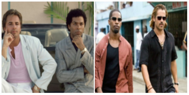 Miami Vice among 10 best movies based on TV shows