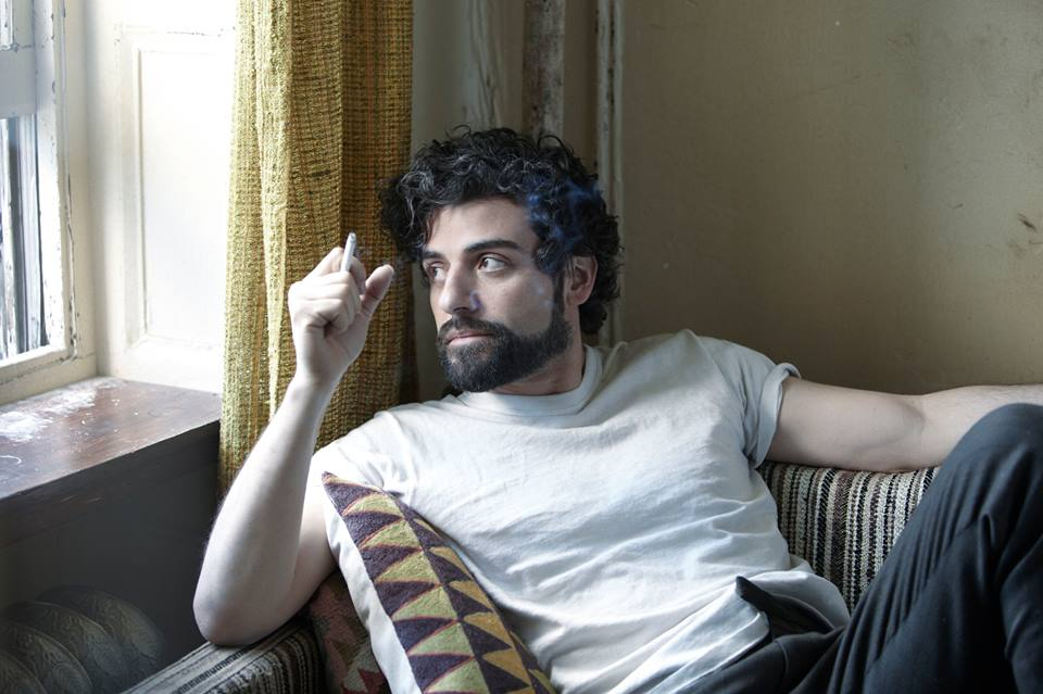 Oscar Isaac as Llewyn Davis in Inside Lleywn Davis