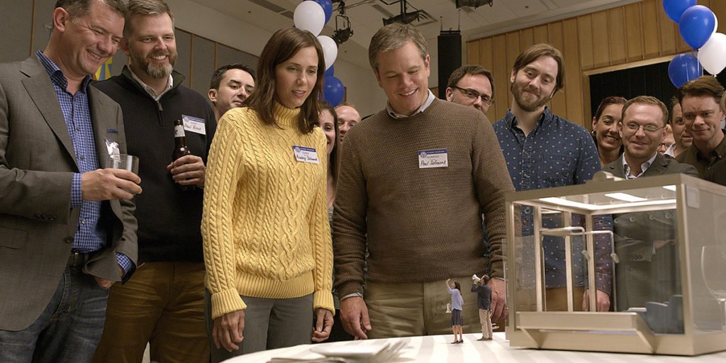 downsizing - TIFF - highonfilms.com