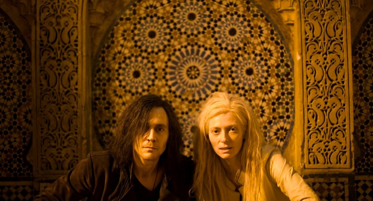 Tilda Swinton and Tom Hiddleston in only Lovers left alive - The 75 Best Movies of Decade