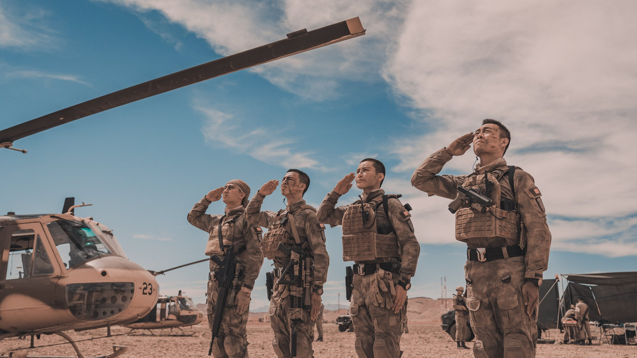 Operation Red Sea 2018 Nyaff Review High On Films