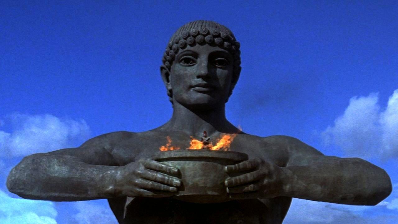 The Colossus of Rhodes [1961]: Sergio Leone's Directorial