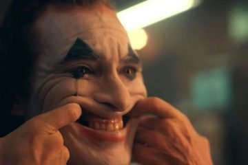 Joaquin Phoenix as Joker in Trailer