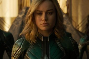 Captain Marvel - High on Films