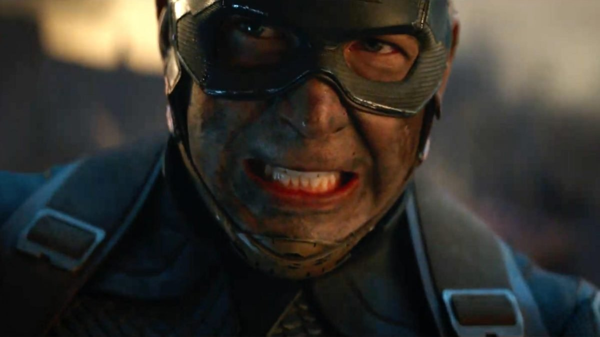 Avengers Endgame Review - Captain America in the Captain Suit