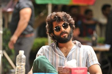 Vijay Deverakonda as Arjun Reddy