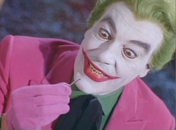 Cesar Romero as Joker - Joker in Cinema