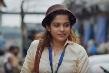 Mithila Palkar wearing hat in Chopsticks Netflix