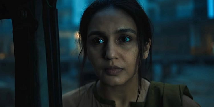 Leila Netflix Trailer - Huma Qureshi