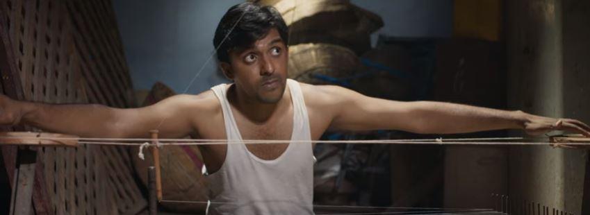 Priyadarshi working on frame