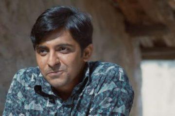 Priyadarshi smiling in Mallesham