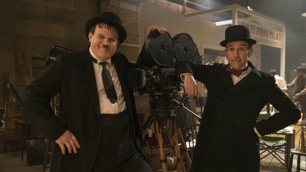 Stan & Ollie High on films
