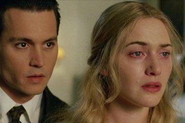 Finding Neverland - Jhonny Depp & Kate Winslet