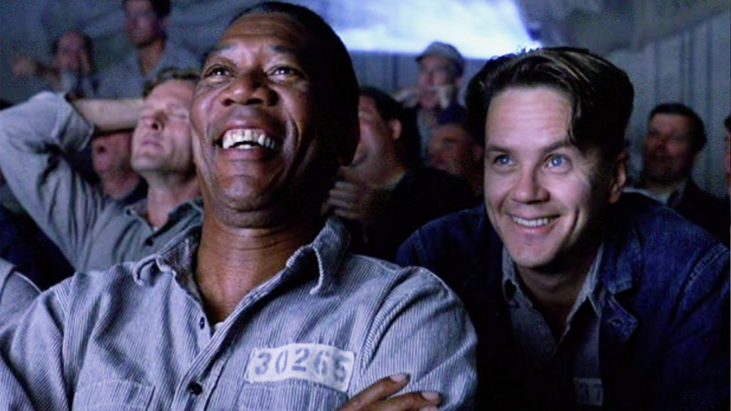 Cinema Mon Amour 3 Why Do We Love Movies Shawshank
