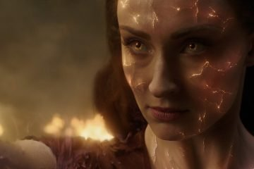 Sophia Turner as Jean Grey in Dark Phoenix
