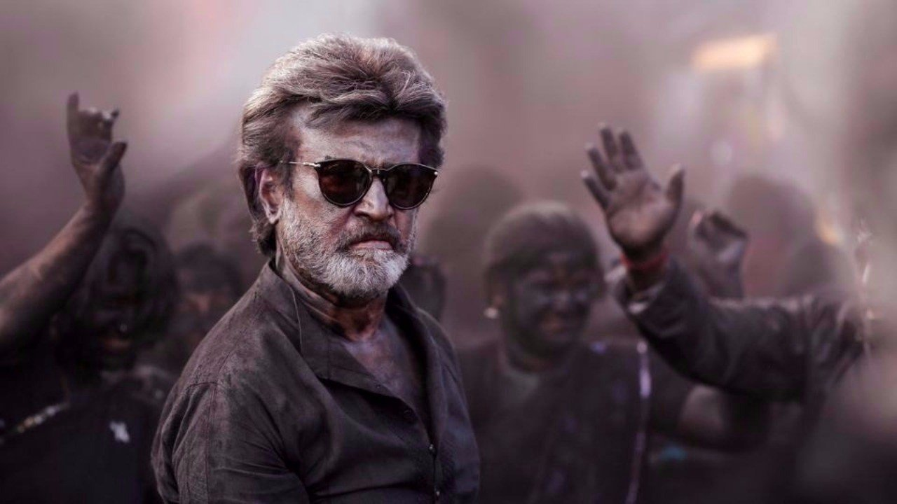 Rajnikanth in Kaala 2018 (Tamil Movie)