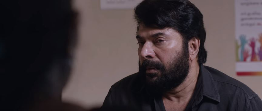 Mammootty in Tamil Superhit movie Peranbu 2019