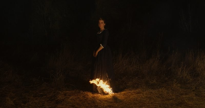 Adèle Haenel in Portrait of a Lady on Fire