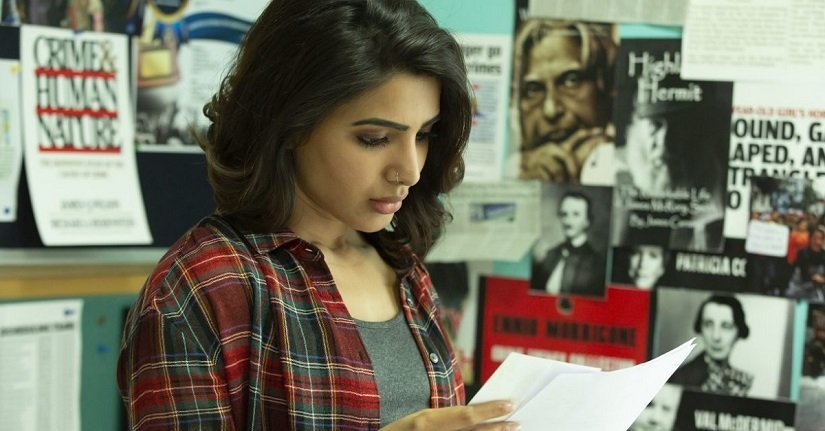 Samantha in U Turn - Tamil Movies 2018
