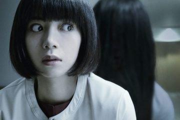 Mayu Akikawa (Elaiza Ikeda) in Sadako