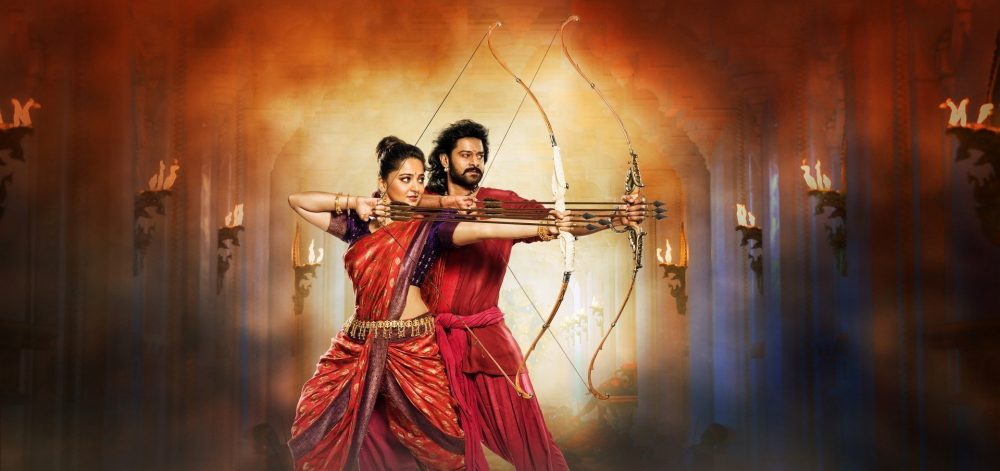 Anushka Shetty & Prabhas in Baahubali - The Conclusion