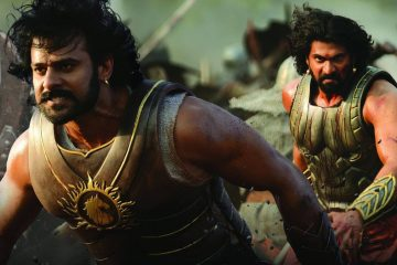 Baahubali Prabhas and Rana war