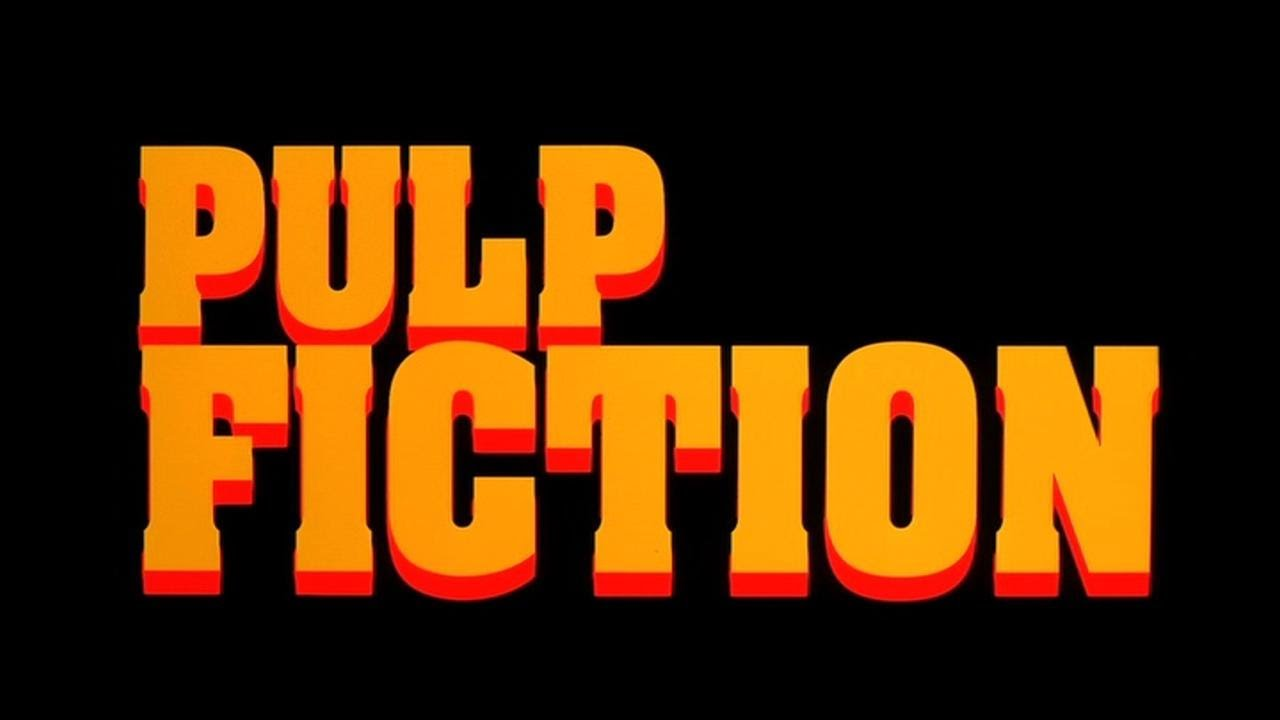 Quentin Tarantino films Ranked - Pulp Fiction