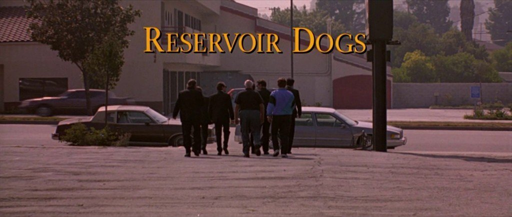 Quentin Tarantino films Ranked - Reservoir Dogs