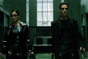 Neo and Trinity reunite for Matrix 4