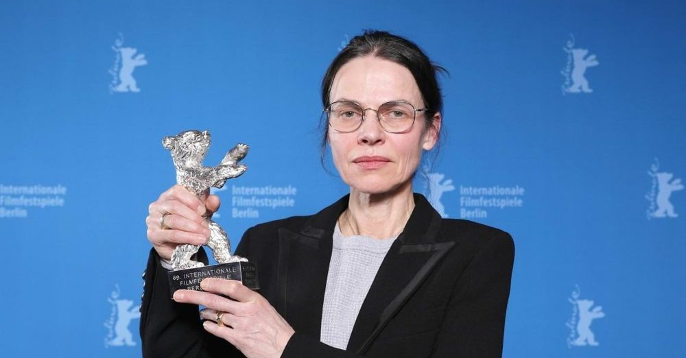 Angela Schanelec winner of Berlin Silver Bear for i was at home but film