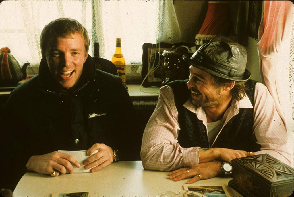 Guy Ritchie Filmography Featured and Content