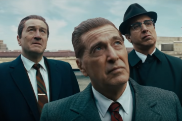 The Irishman New Trailer
