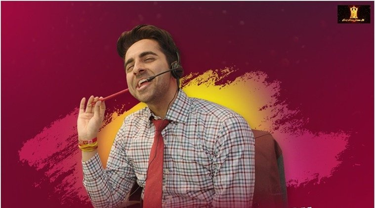 Ayushman Khurana in Dream Girl