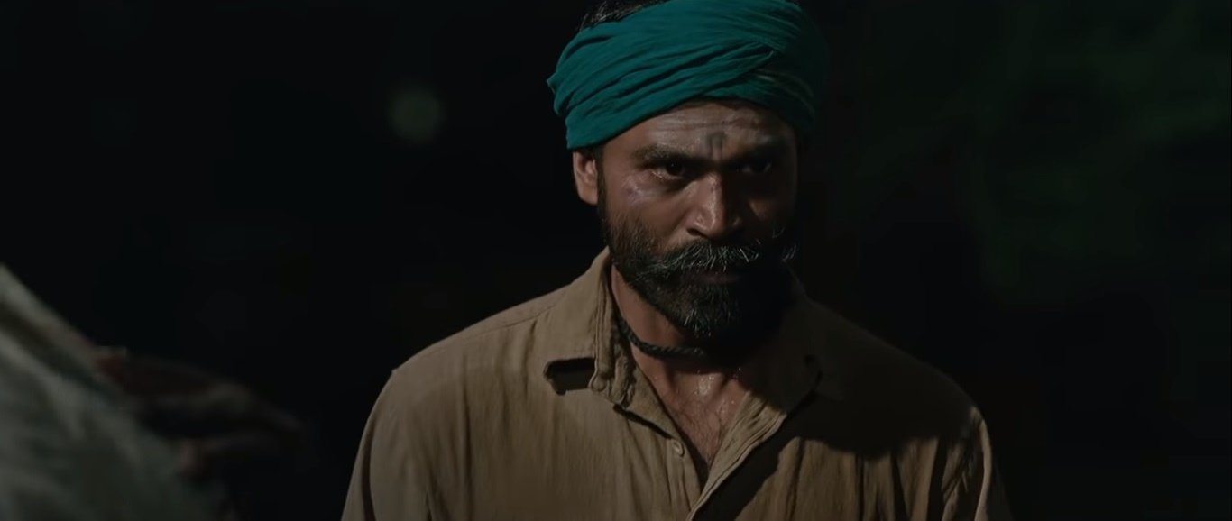 Dhanush in Asuran - Indian Movies 2019