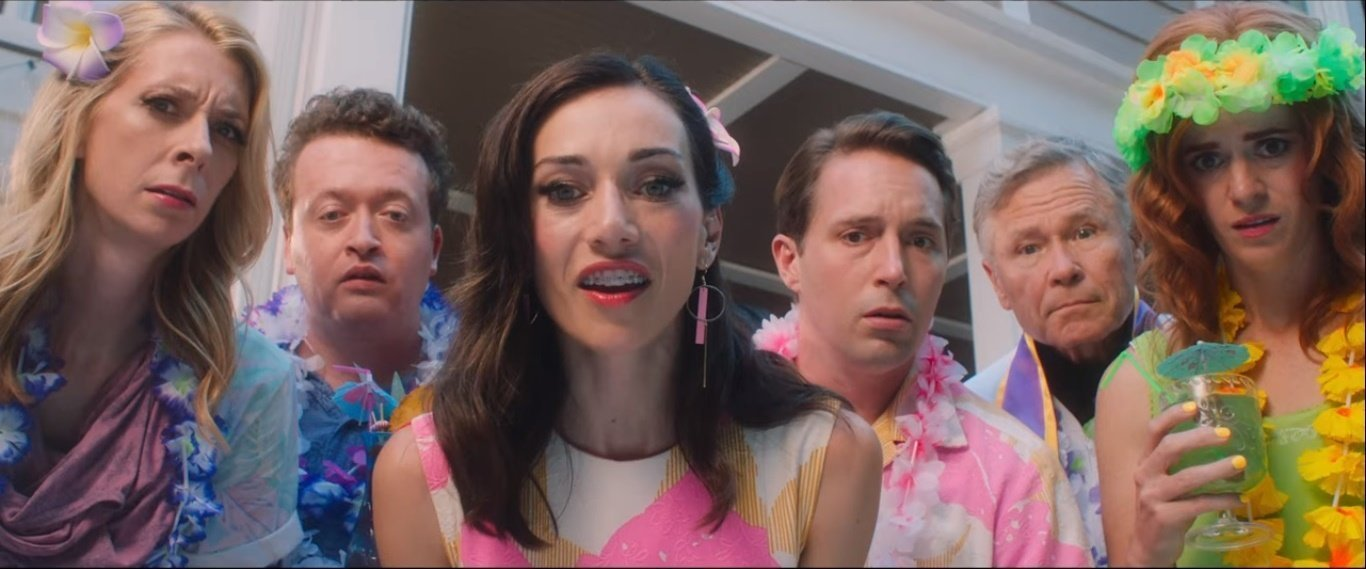 Greener Grass 2019 Mami Review A Surreal Satire On The