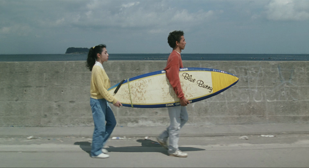 Takeshi Kitano Movies - A Scene at the Sea