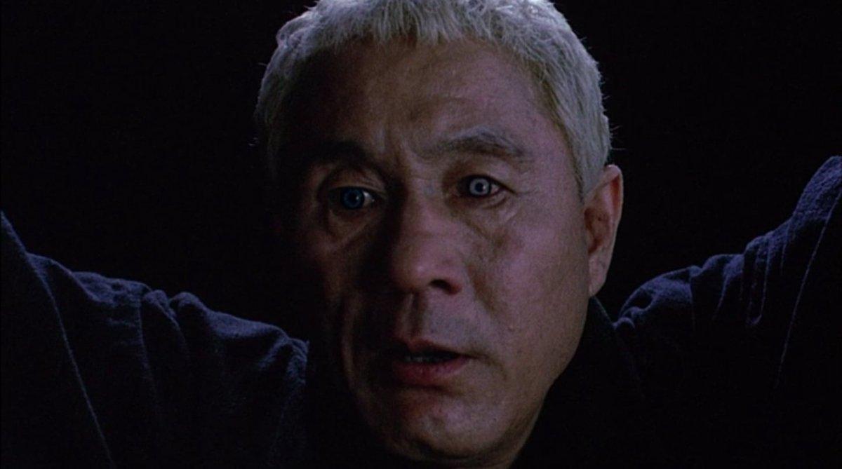 Takeshi Kitano - Zatoichi