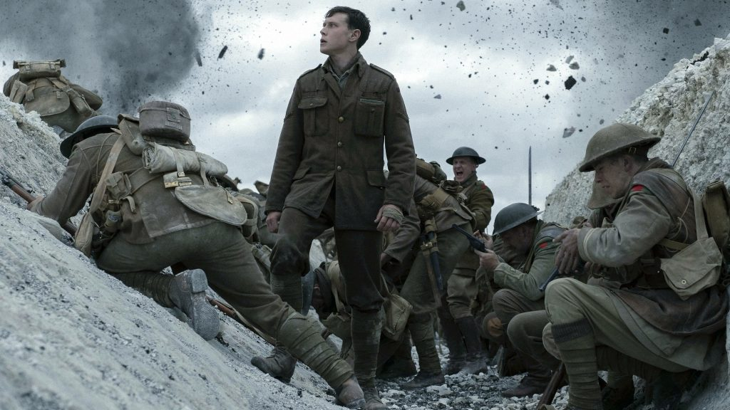 1917 2019 Best Picture