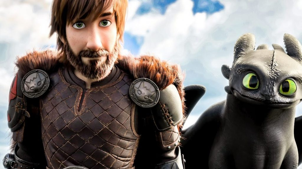 2019 Best Animation Film How to train your dragon the hidden world