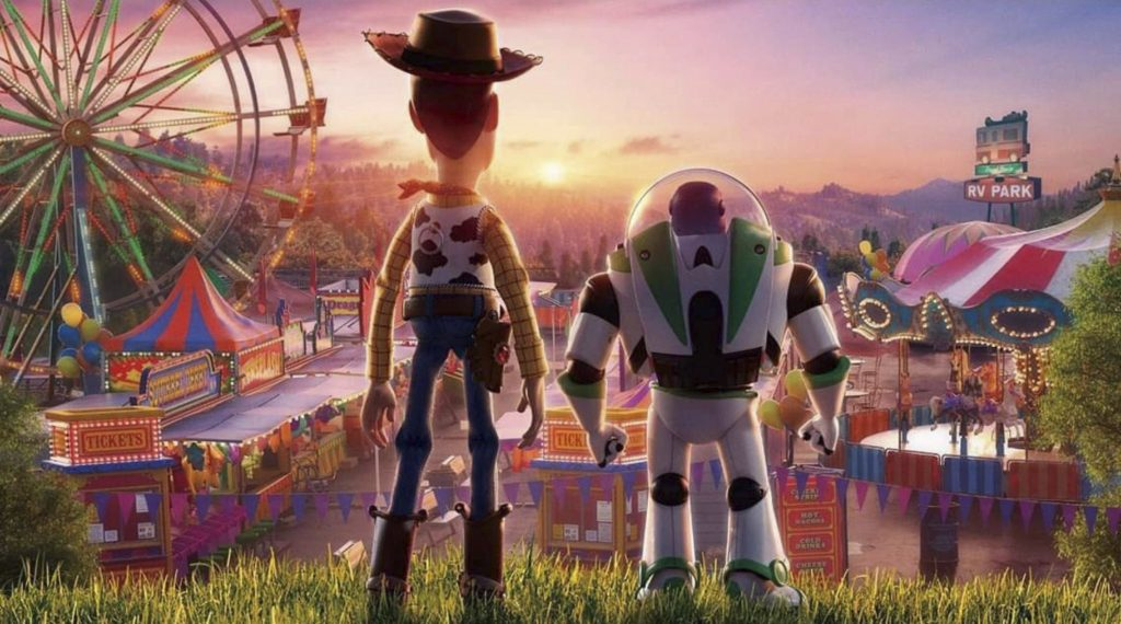 2019 Best Animation Film Toy Story 4