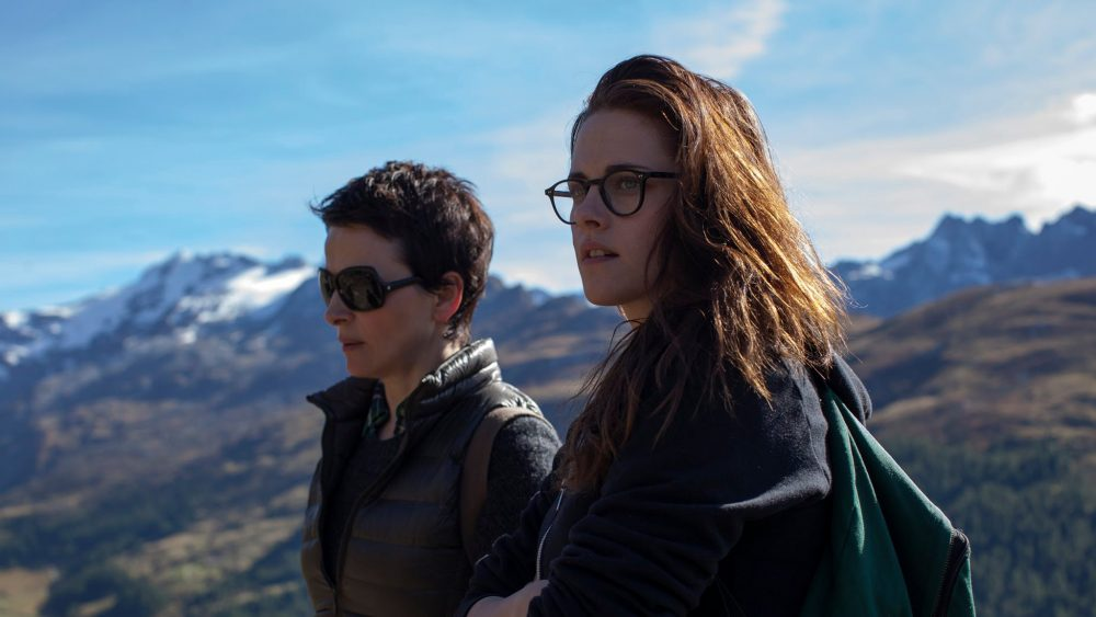 Binoche and Kristen Stewart in Clouds of Sils maria - The 75 Best Movies of Decade