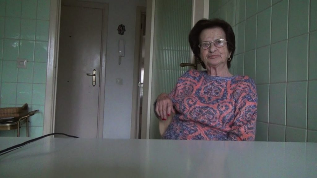 chantal akerman content 4 no home movie