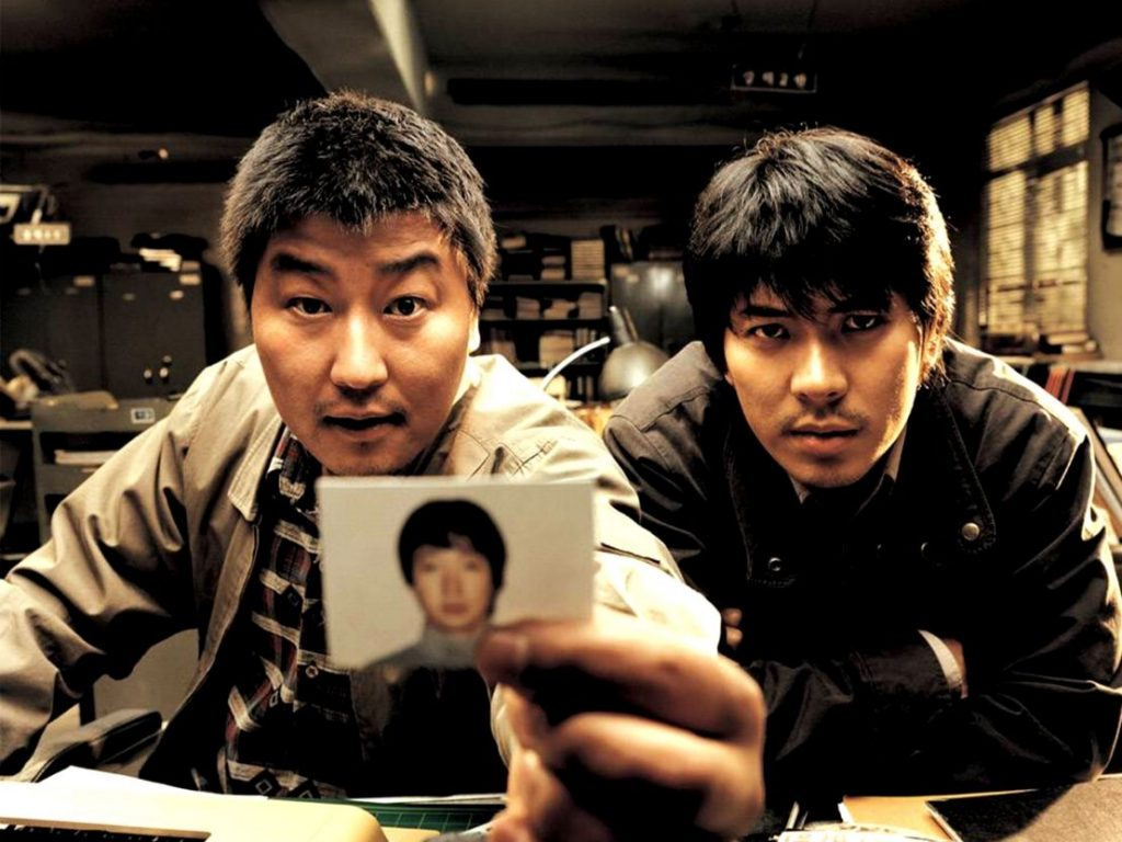 Parasite (2019) Memories of Murder
