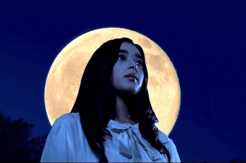 Moon scene from Hanagatami The 75 Best Movies of the Decade 2010s