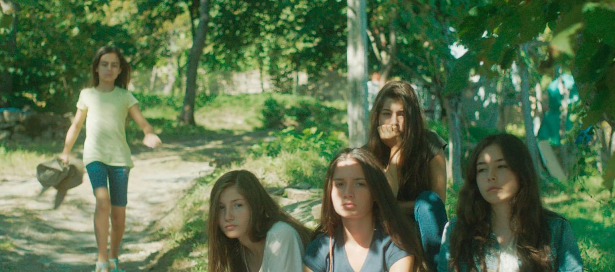 Young Girls In Foreign Films